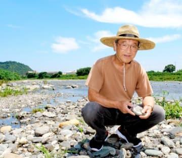 関川の魅力を語る渡辺会長