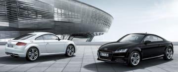 Audi TT Coupé 1.8 TFSI style+ / TT Coupé 2.0 TFSI quattro style+ 限定台数 各100台