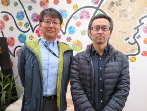 小宮さんと藤本さん