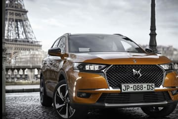 DS Automobiles 新型DS7