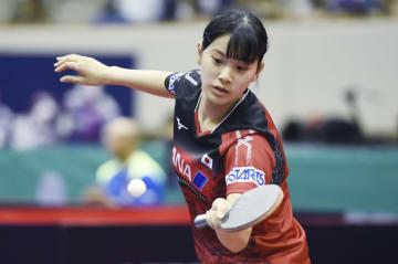 16歳長崎美柚が一般女子シングルス好発進 次戦はU21のリベンジマッチ<卓球・ITTFブルガリアOP 1日目の結果>