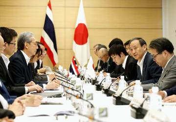 Japan, Thailand hold high-level economic meeting