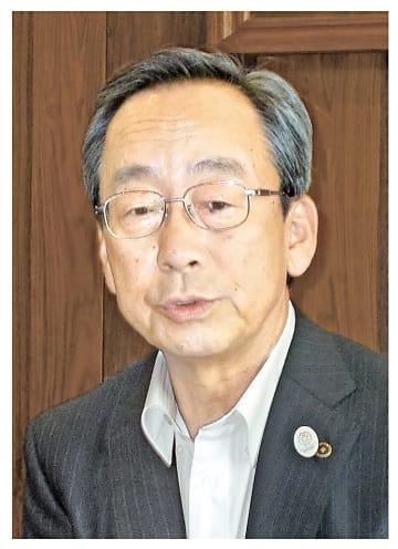 淀川製鋼所・二田社長