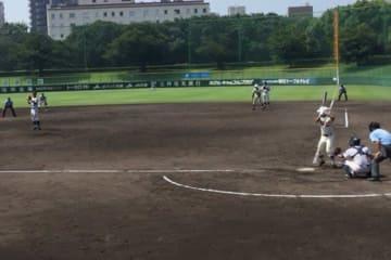 神戸国際大付がコールド勝ち【写真:沢井史】