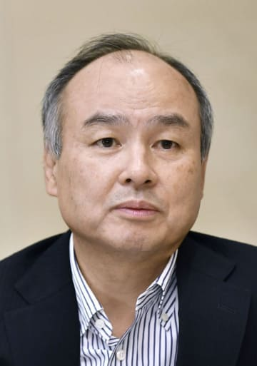 SoftBank Group Corp. Chairman and CEO Son