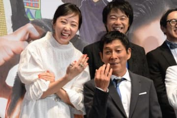 結婚おめでとうございます!楽しそうな木南とさんま