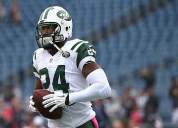 Jets' Darrelle Revis Charged With 4 Felonies