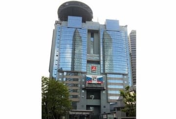 TBS放送センター(「Wikipedia」より/Nobukku)