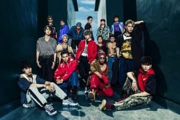 スペシャル番組がWOWOWで放送されるダンス・ボーカルグループ「THE RAMPAGE from EXILE TRIBE」