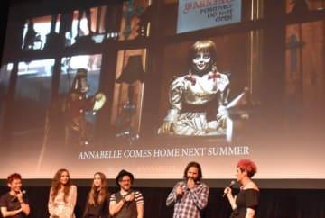 コミコン関連イベントSCAREDIEGOで3作目の詳細が明らかになった『アナベル』