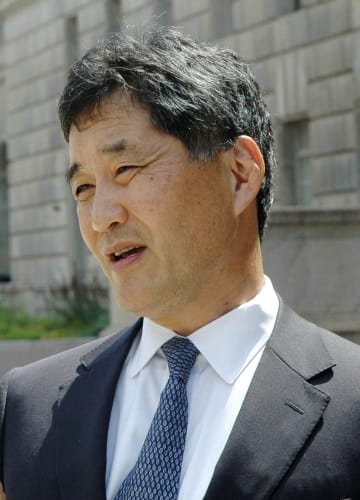 Kazutoshi Aikawa, deputy chief of mission at the Japanese Embassy in Washington