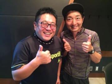 Y's Road松坂佳彦さん(左)と野島裕史