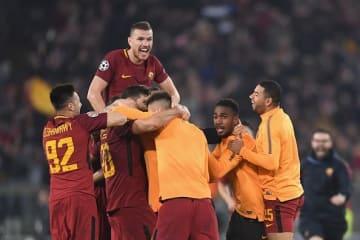 新シーズンのローマも面白い photo/Getty Images