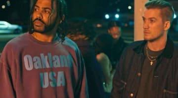Daveed Diggs & Rafael Casal In 'Blindspotting'