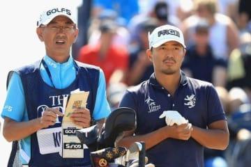 小平智は3オーバー74(パー71)とスコアを落としたものの、日本人最上位の通算1オーバー35位タイでフィニッシュした Photo by Andrew Redington/Getty Images
