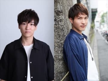 ▲左から山下誠一郎さん、鈴木裕斗さん