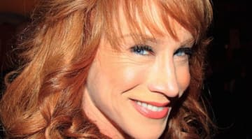 Kathy Griffin fired by CNN