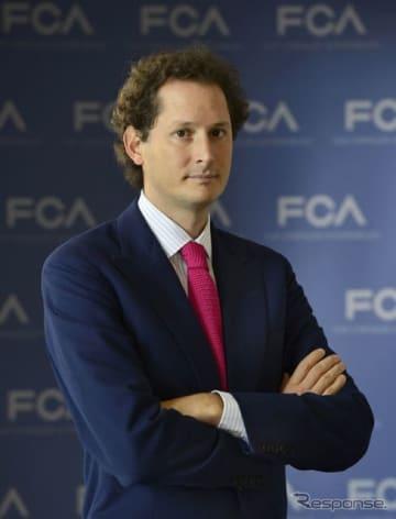 フェラーリの会長を兼務する予定のFCAのジョン・エルカーン会長