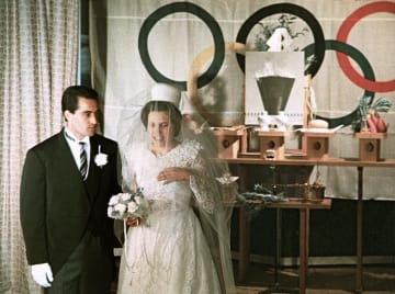 Bulgarian athletes wed during 1964 Tokyo Olympics
