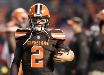 Johnny Manziel Dropped by Agent