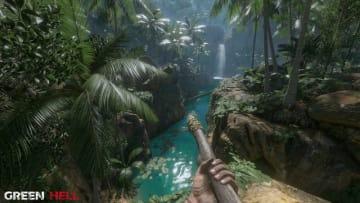 熱帯雨林でオープンワールドサバイバル!『Green Hell』Steam早期アクセス配信は8月29日から