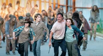 The Walking Dead Midseason Premiere