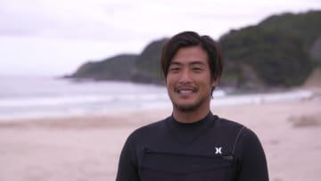 大橋海人選手 (プロサーファー)