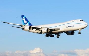 ボーイング747 Boeing 747 ボーイング社 747-8型 747-8F