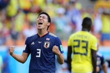 日本代表のベスト16入りに貢献した昌子 photo/Getty Images