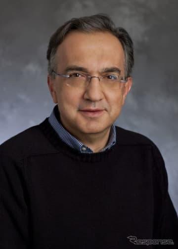 セルジオ・マルキオンネ氏