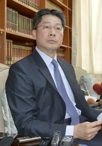 Taiwan spokesman Andrew Lee