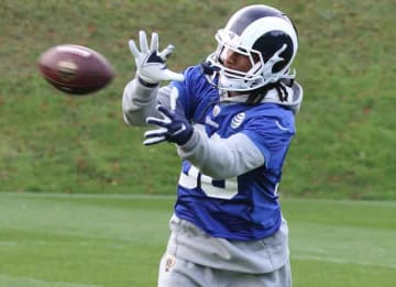 L.A. Rams To Sign Running Back Todd Gurley To $60 Million Contract Extension