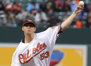 Yankees Acquire Former All-Star Closer Zach Britton From Baltimore Orioles