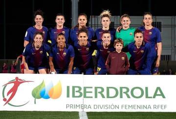 バルセロナ女子チーム photo/Getty Images