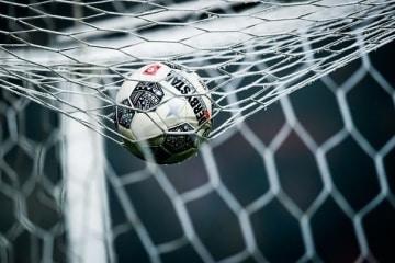 驚きのスーパーゴール photo/Getty Images