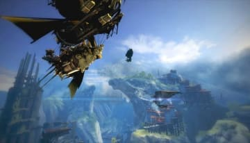 Co-op飛空艇シューティング『Guns of Icarus Alliance』Steam版がHumbleストアにて期間限定無料配信!PvP乱戦ルールも導入に