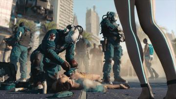 『サイバーパンク2077』過激な救命ビジネスに迫るトレイラーツアー最新エピソードが公開