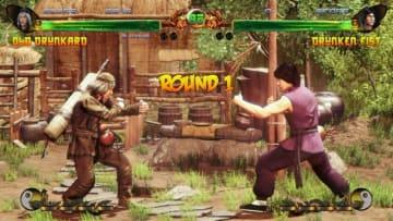カンフー映画ファン向け新作格闘ゲーム『Shaolin vs Wutang』正式リリース!