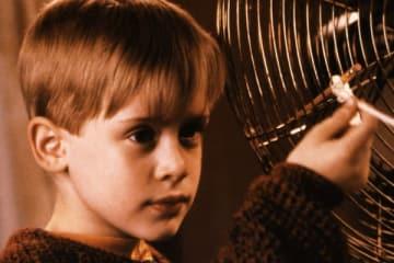 『ホーム・アローン』が公開されたのは1990年 (写真:Everett Collection/アフロ)
