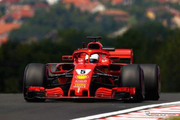 F1ハンガリーGP