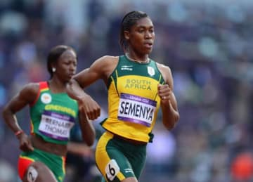 Caster Semenya, South African Intersex Runner, To Compete in Rio Olympics