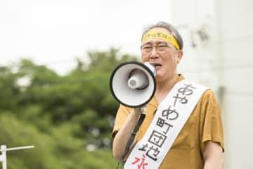 連続ドラマ「限界団地」第8話の一場面=東海テレビ提供