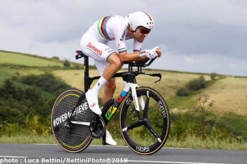 TT世界チャンピオンの意地を見せたドゥムラン (©Bettiniphoto)