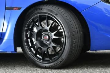 スバル WRX STI タイプRA-R