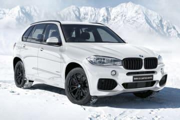 BMW X5限定車「LIMITED WHITE」