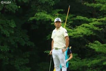 片山晋呉、仙台での復帰戦を3位で終えた(写真は初日)(撮影:ALBA)