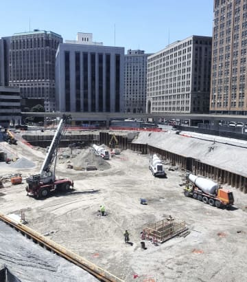 Detroit 5 years after largest municipal bankruptcy in U.S. history