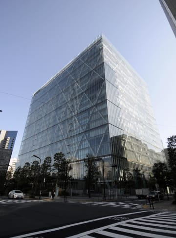 Sony head office (2015012900598)