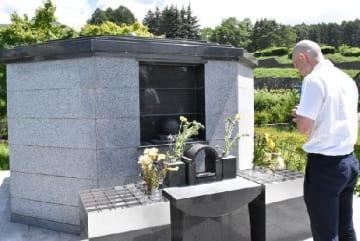 小諸市の合葬墓