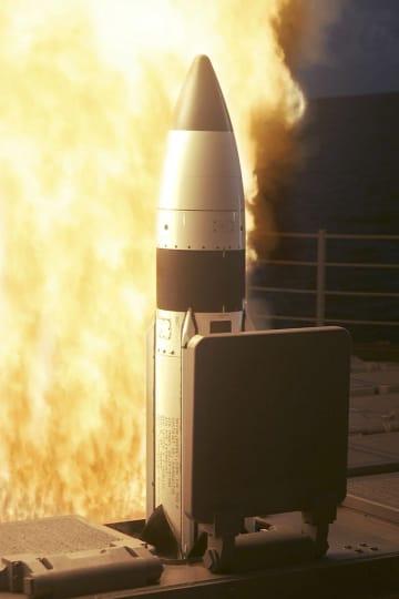 イージス弾道ミサイル防衛システム イージスアショア ミサイル 弾道ミサイル